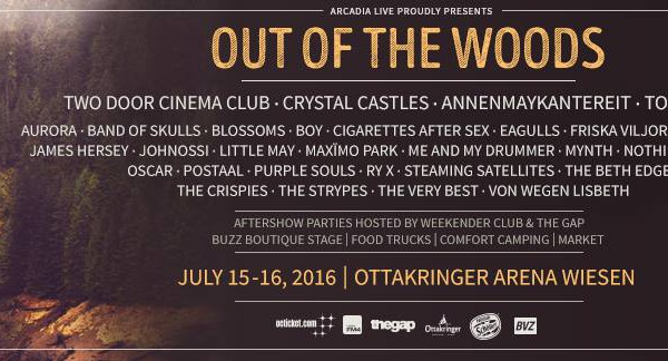 15.+16.07.16 Polkadot am Out Of The Woods Festival Wiesen