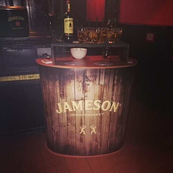 03.03.17 Jameson Night